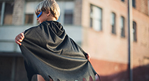 Be the Hero Your Church Needs: All Saints' Day Without Superpowers